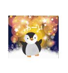 ペンギンの冬~クリスマスとお正月~(個別スタンプ:04)