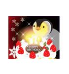 ペンギンの冬~クリスマスとお正月~(個別スタンプ:14)
