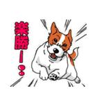 兄弟犬 公式スタンプ(個別スタンプ:39)