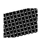 想いが一瞬で伝わる漢字スタンプ(個別スタンプ:02)