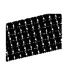 想いが一瞬で伝わる漢字スタンプ(個別スタンプ:05)