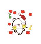 【冬もラブラブ】アモーレ♡くまくま(個別スタンプ:17)