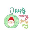 クリスマス&年末年始スタンプ2(個別スタンプ:03)