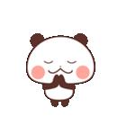 キュートなパンダの日常(個別スタンプ:07)