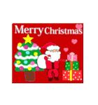 素敵なクリスマスを☆MerryXmas(個別スタンプ:01)