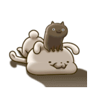 ウサギですがカワイイに疲れました‥2(個別スタンプ:26)