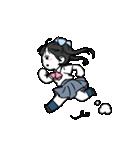 まりちゅう×すこぶる動くウサギ(個別スタンプ:15)