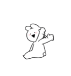まりちゅう×すこぶる動くウサギ(個別スタンプ:31)