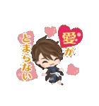 天下統一恋の乱~Love Ballad~ 其ノ三(個別スタンプ:17)
