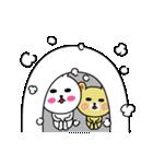 うさ子 with くまごろう 3~冬~(個別スタンプ:16)