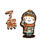【訂正版】柴犬「まるちゃん」年末年始(個別スタンプ:13)