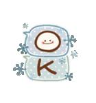 ほっこり☆冬のふきだしスタンプ(個別スタンプ:1)