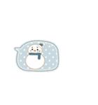 ほっこり☆冬のふきだしスタンプ(個別スタンプ:38)