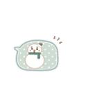 ほっこり☆冬のふきだしスタンプ(個別スタンプ:39)