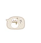 ほっこり☆冬のふきだしスタンプ(個別スタンプ:40)