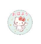 サンリオキャラクターズ エンジェル(個別スタンプ:5)