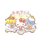 サンリオキャラクターズ エンジェル(個別スタンプ:11)