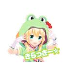 虹河ラキ(個別スタンプ:01)