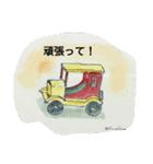 クリスマス(水彩)(個別スタンプ:08)