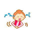 動く♪かわいいおばあちゃん2(個別スタンプ:15)