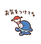 カナヘイ×ポケモン ゆるっとスタンプ(個別スタンプ:30)