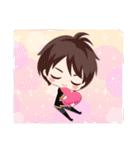 王子様のプロポーズEternal Kiss(個別スタンプ:30)