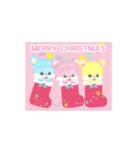 動くクリスマス正月誕生日sugarmoon(個別スタンプ:01)