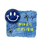 スマイルデニム敬語(個別スタンプ:01)