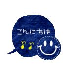 スマイルデニム敬語(個別スタンプ:02)