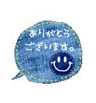 スマイルデニム敬語(個別スタンプ:08)