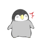 1番かわいい皇帝ペンギンのペンペン♪(個別スタンプ:16)