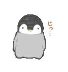 1番かわいい皇帝ペンギンのペンペン♪(個別スタンプ:39)