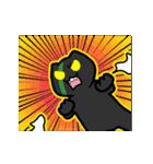 ぬこ爆発!第2弾 ~黒いひとつ星~(個別スタンプ:10)