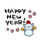 年末年始のあいさつ(いのしし編)(個別スタンプ:07)