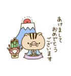 いのたんのお正月(個別スタンプ:01)