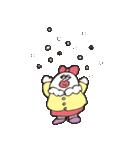 大丈夫なきもちになる 新年もよろしく!(個別スタンプ:36)