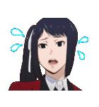 TVアニメ「賭ケグルイ」(個別スタンプ:18)