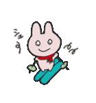 きら目のうさぎ/ 年末年始スペシャル(個別スタンプ:28)