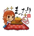 ONE PIECEおみくじ年賀スタンプ(個別スタンプ:03)