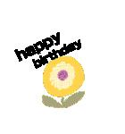 お花の大人言葉♡poca 2(個別スタンプ:38)