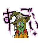 毎日ゾンビ3【仮装で火葬編】(個別スタンプ:38)