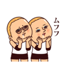 バレーぷりてぃツイン(個別スタンプ:27)