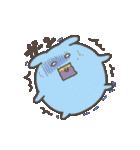 """""""肉食うさぎと草食たぬき"""" たぬうさ01(個別スタンプ:20)"""