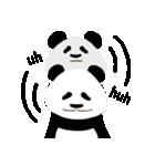 ぱんださん*゜英語ver.(個別スタンプ:15)
