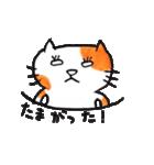 九州方言 ・熊本弁猫の肥後たま(個別スタンプ:04)