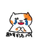 九州方言 ・熊本弁猫の肥後たま(個別スタンプ:05)
