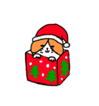 クリスマス年末年始のあのねこ(個別スタンプ:02)