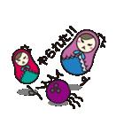 喋るマトリョーシカ【関西弁】(個別スタンプ:02)