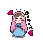喋るマトリョーシカ【関西弁】(個別スタンプ:03)