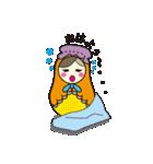 喋るマトリョーシカ【関西弁】(個別スタンプ:07)
